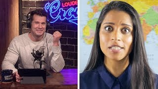 Download REBUTTAL: Superwoman's Ironically Racist 'Geography for Racist People' | Louder With Crowder Video