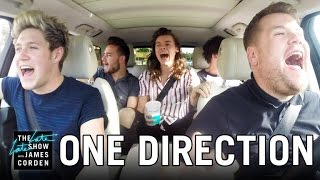 Download One Direction Carpool Karaoke Video
