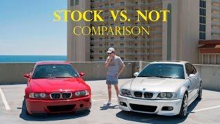 Download SHOULD YOU MODIFY YOUR CAR?! (BMW M3 Comparison) Video