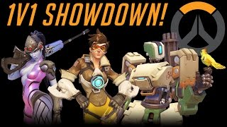 Download Overwatch - 1v1 Showdown With Solidarity - Part 2 Video