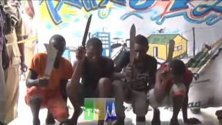 Download Vijana 14 maarufu kama kizazi kipya wenye umri wa chini ya miaka 16 wamekamatwa na Polisi DSM. Video