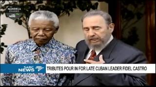 Download Cuba's close relations with South Africa come a long way Video