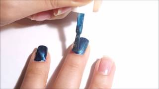 Download Magnetic Polish, aka Cat Eye Nails - Bow Polish Smile in Your Sleep Video