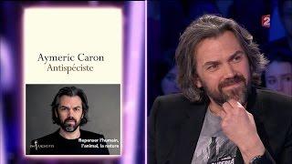 Download Aymeric Caron - On n'est pas couché 9 avril 2016 #ONPC Video