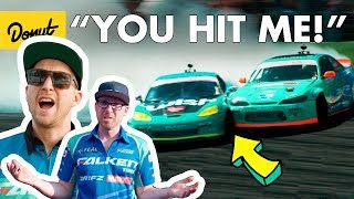 Download Matt Hits Odi! Formula Drift Orlando | Frenemies EP2 Video