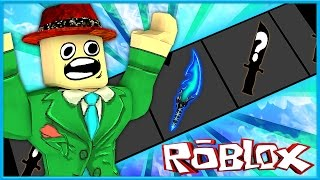 Download CRAZIEST EXOTIC KNIFE UNBOXING EVER! | Assassin | W/TheDreamTeam | Roblox Video