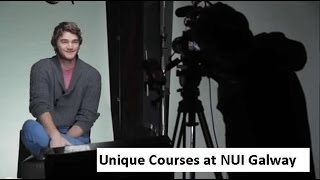 Download Unique Courses at NUI Galway Video