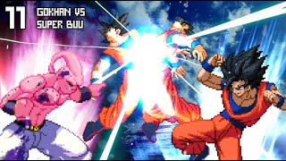 Download [What-If] Gohan Caught The Potara Earring..!! Gokhan VS Super Buu. Video