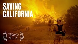 Download Fighting California's Wildfires: Stunning Footage from the Front Lines Video