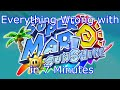Download Everything Wrong with Super Mario Sunshine in 7 Minutes Video