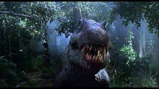 Download Jurassic Park 3 - Spinosaurus destroys Plane scene (and T-Rex vs Spinosaurus) Video