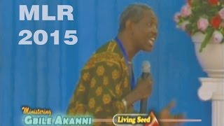 Download The Rods Of His Strenght - Gbile Akanni Video