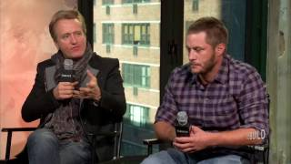 Download Travis Fimmel And Linus Roache Discuss History Channel's Show, ″Vikings″ | BUILD Series Video