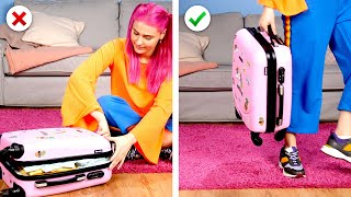 Download Farewell and Travel Safe with these 15 Useful Travel Hacks Video