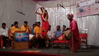 Download Kaleshwar Dashavatar Natak Daiv Kiti Avichari. Dancer Nilkanth Sawant Video