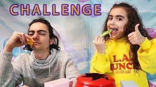 Download Mira ve Ege Çikolata Challenge   Eğlenceli Çocuk Videoları İzle   UmiKids Video