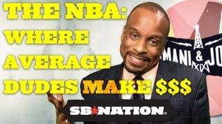 Download NBA Free Agency: Max Deals For Mediocre Talent - Bomani & Jones, Episode 30 Video