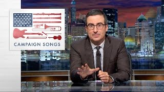 Download Campaign Songs: Last Week Tonight with John Oliver (HBO) Video