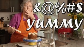 Download Vegan & Gluten-Free Birthday Cake by Granny Video