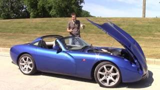 Download I Drove a Crazy Rare Imported TVR Tuscan, And It's Insane Video