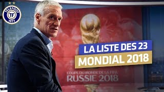 Download Payet, Benzema, Ribéry : Deschamps explique ses choix pour la Coupe du monde 2018 Video