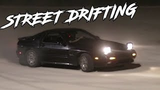Download Street Drifting the RX7! Video
