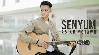 Download As'ad Motawh - Senyum Video