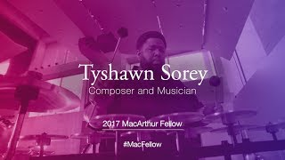 Download Composer and Musician Tyshawn Sorey | 2017 MacArthur Fellow Video