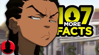 Download 107 MORE Facts About The Boondocks YOU Should Know - Adult Swim Facts (107 Facts S7 E24) Video