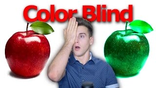 Download Tricking My Eyes To Be Colorblind (Easy To Do) Video