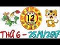 Download Tử Vi 2017 | Tử Vi 12 Con Giáp 2017: Thứ 6 - 25/8/2017 | Xem Tử Vi Hàng Ngày ☯ Video