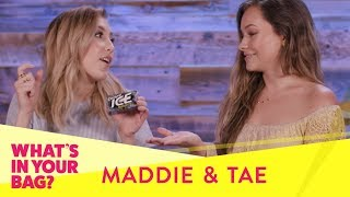 Download Maddie & Tae   What's In Your Bag?   Opry Video