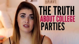 Download THE TRUTH ABOUT COLLEGE PARTIES (FOR REAL) Video