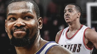 Download Kevin Durant SONS C.J. McCollum Like A SMALL BOY! Video
