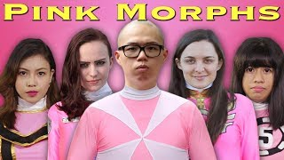 Download The Powerful Pink Morphs [FOREVER SERIES] Power Rangers | Super Sentai Video