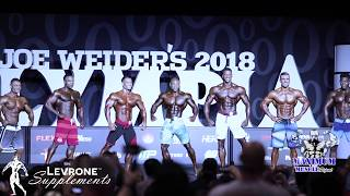 Download OLYMPIA 2018 | MEN'S PHYSIQUE FIRST CALL OUTS Video