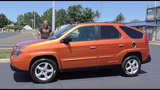 Download Here's Why the Ugly Pontiac Aztek Is Becoming Cool Video