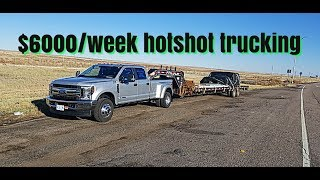 Download How much money can i make running hotshot trucking. (Real world numbers) Video