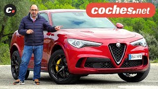 Download Alfa Romeo Stelvio Quadrifoglio | Prueba / Test / Review en español | coches Video