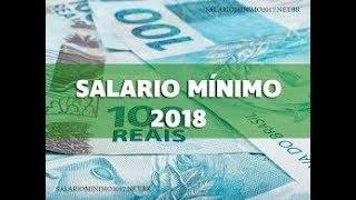Download VALOR DO SALÁRIO MÍNIMO EM 2018 Video