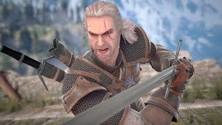 Download SOULCALIBUR VI - Geralt of Rivia Reveal Trailer   PS4, X1, PC Video