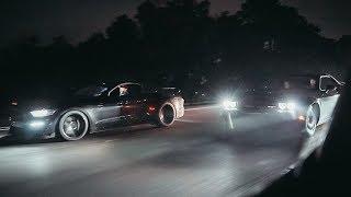 Download Dodge Demon showed up on SLICKS.. I gave him what he came for!! Video
