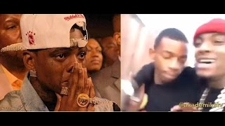 Download Soulja Boy Gets Confronted in HIS hood on Instagram Live.... Gets Ready to Throw Hands w/ Goon. Video