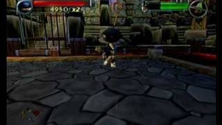 Download I-Ninja PS2 Gameplay Malakai.ASF Video