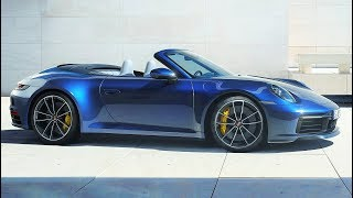Download 2020 Porsche 911 Carrera 4S Cabriolet - More Powerful, More Dynamic Video