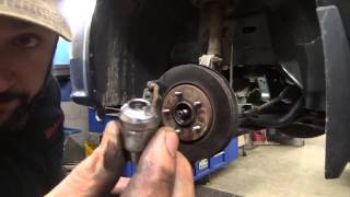 Download Dodge Grand Caravan Lower Ball Joint - Part I Video