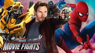Download Biggest Summer Blockbuster of 2017?! Spider-Man: Homecoming v Guardians Vol 2! - MOVIE FIGHTS!! Video