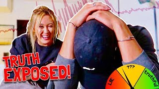 Download SHE'S BEEN LYING TO ME! (Girlfriend Lie Detector Test) Video