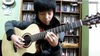 Download (Titanic Theme) My Heart Will Go On - Sungha Jung Video