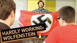 Download Hardly Working: Wolfenstein Video